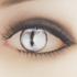 Silver cat eyes